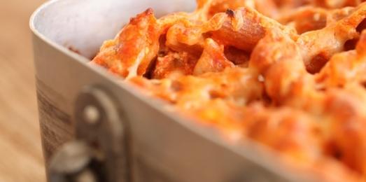 Penne al Forno Pasta Casserole