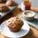 Einkorn Morning Glory Muffins