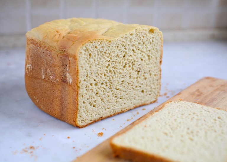 3-Hour Gluten and Dairy Free Bread in the Bread Machine ...