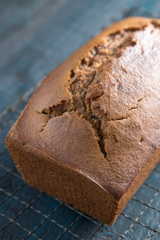 Whole Grain Gluten Free Blender Banana Nut Bread Recipe